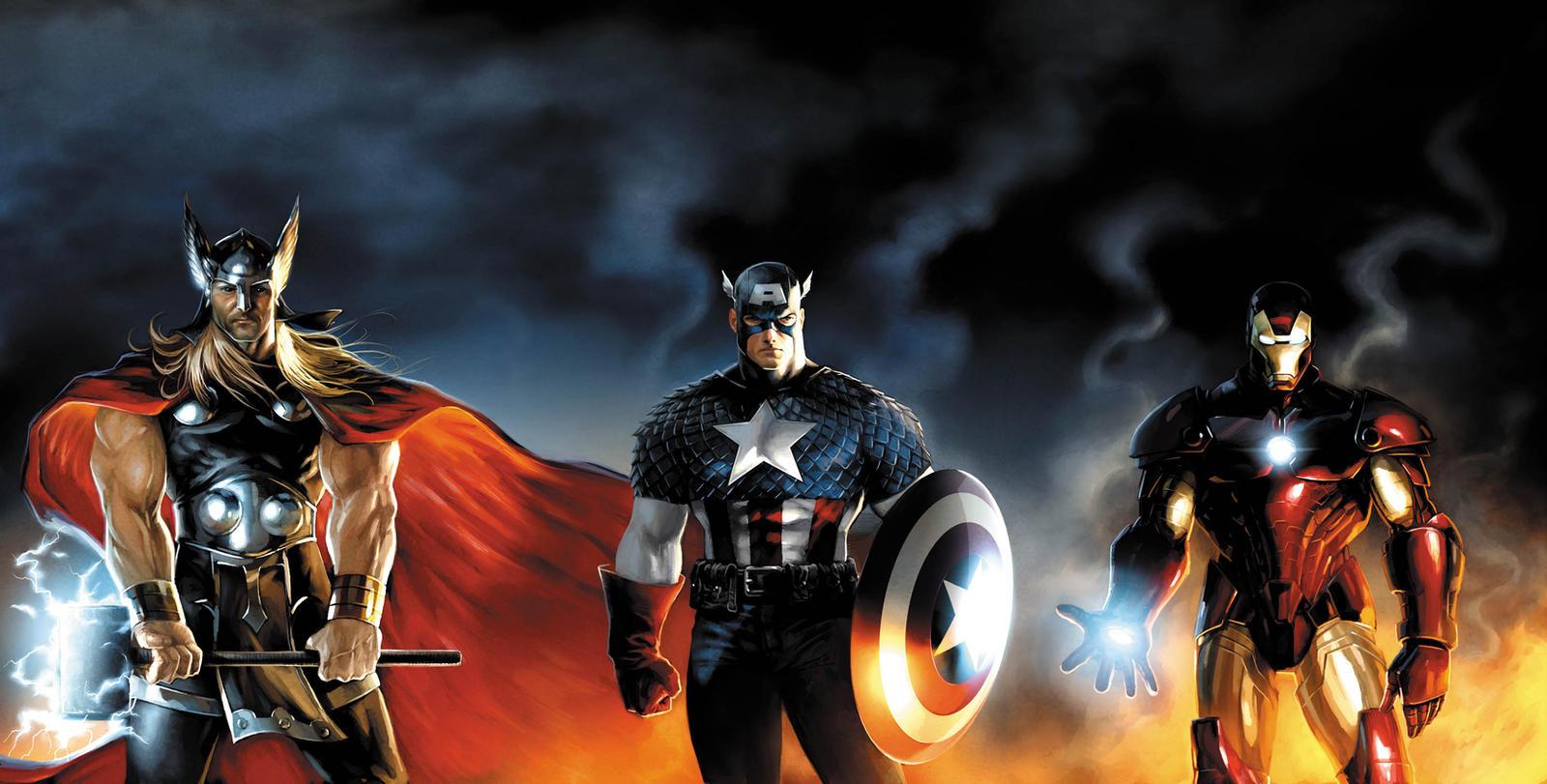 Avengers by JPRart