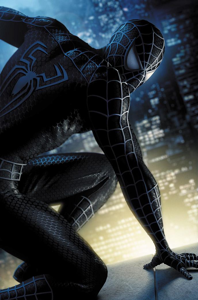 Spiderman 3 by JPRart
