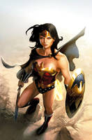 FJM Wonder Woman by JPRart