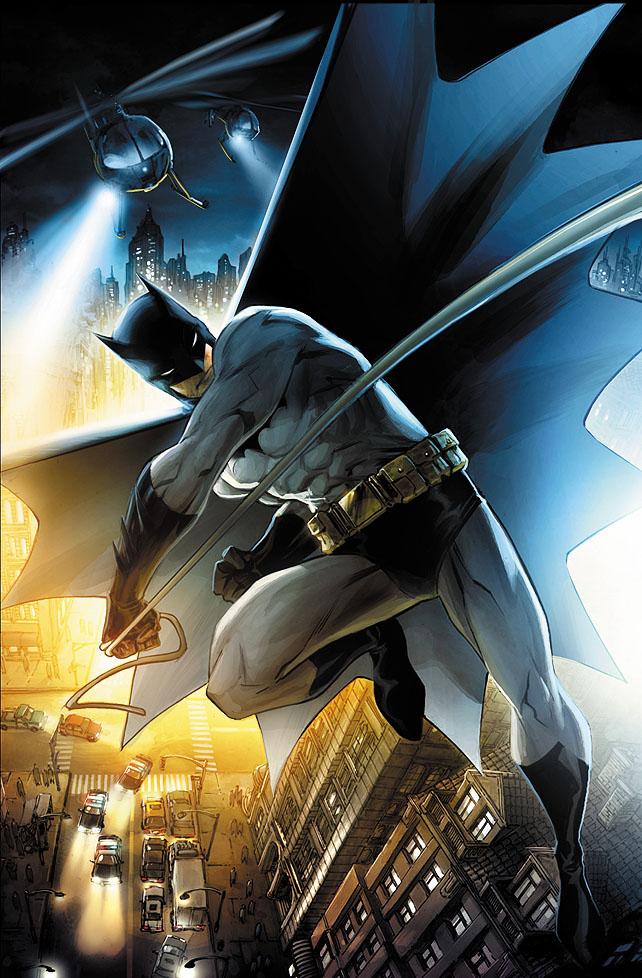 FJM Batman by JPRart