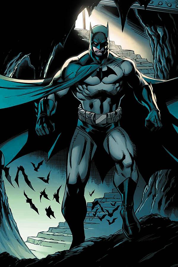 batman color by jprart