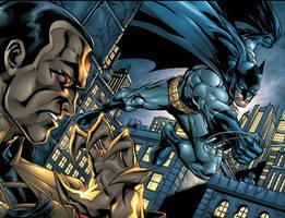 Batman: Rise of Sintsu by JPRart