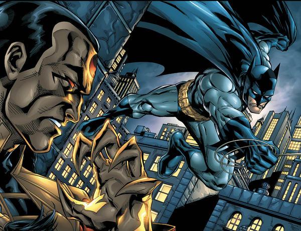 Batman: Rise of Sintsu