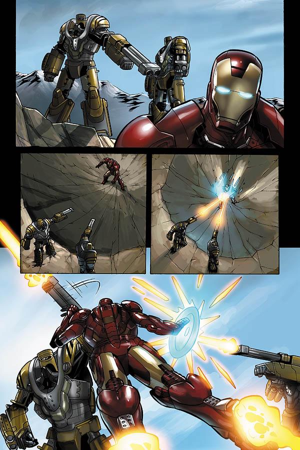 Sega Ironman page 8 by JPRart