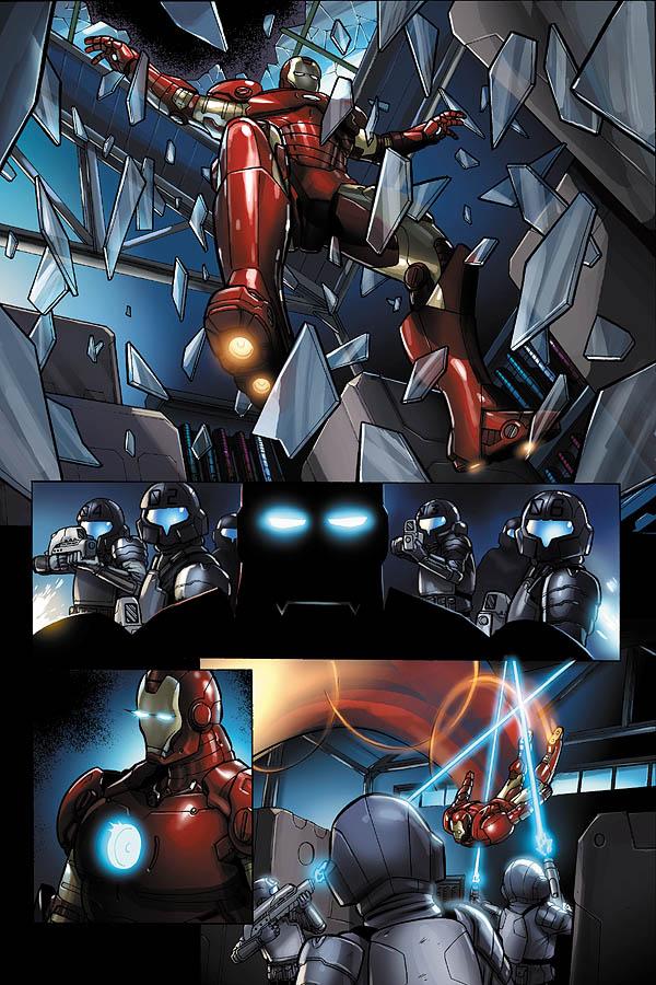 Sega Ironman page 4 by JPRart