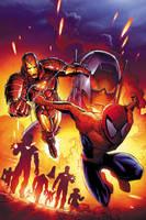 Spectacular Spider-Man cover 1 by JPRart