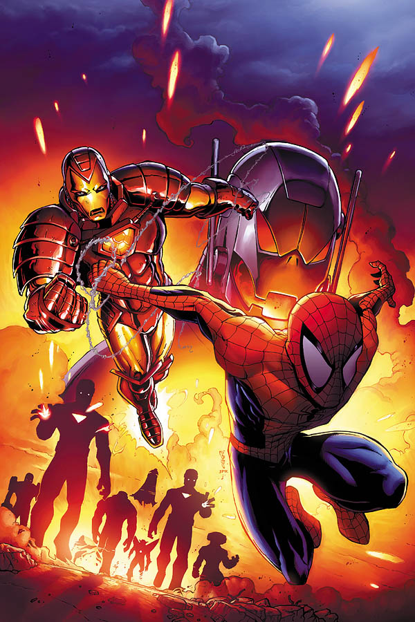 Spectacular Spider-Man cover 1