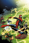Spectacular Spider-Man cover 4