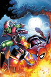 Spectacular Spider-Man cover 5