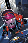 Spectacular Spider-Man cover 8