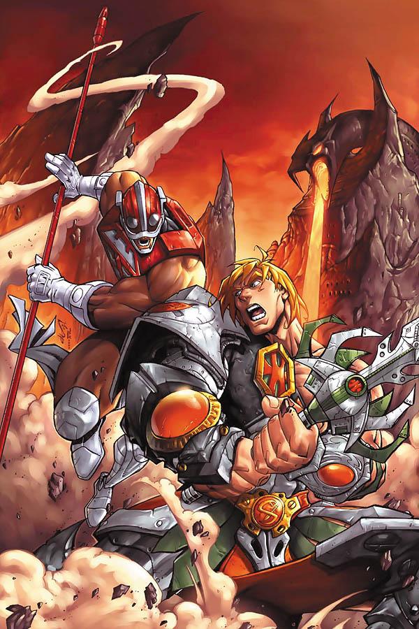 MotU Rise of the Snakemen 2 by JPRart
