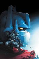 G.I.Joe vs Transformers by JPRart