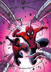 Spectacular Spider-Man cover10