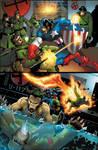 Marvel Apes 12