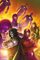 Doom Masters of Evil by JPRart