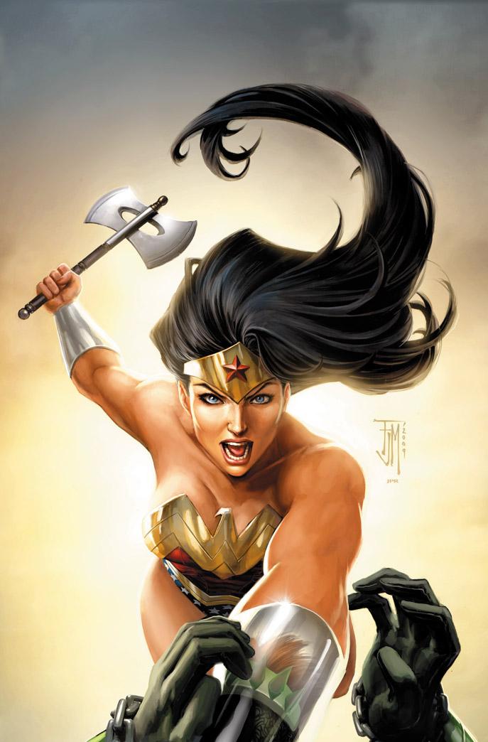Wonder Woman 32