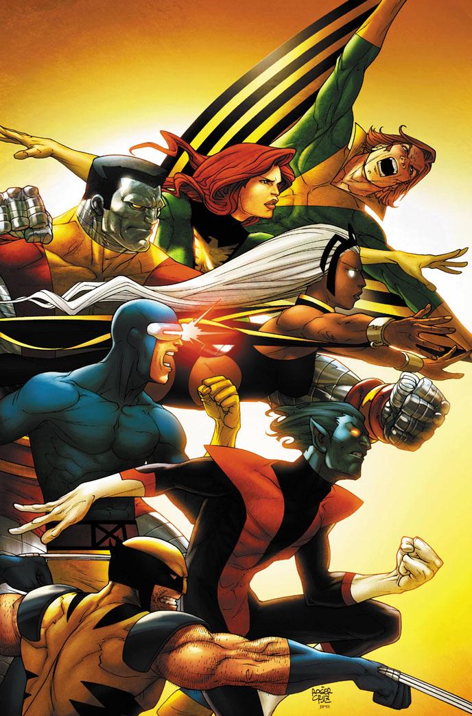 X-men first class cover by JPRart