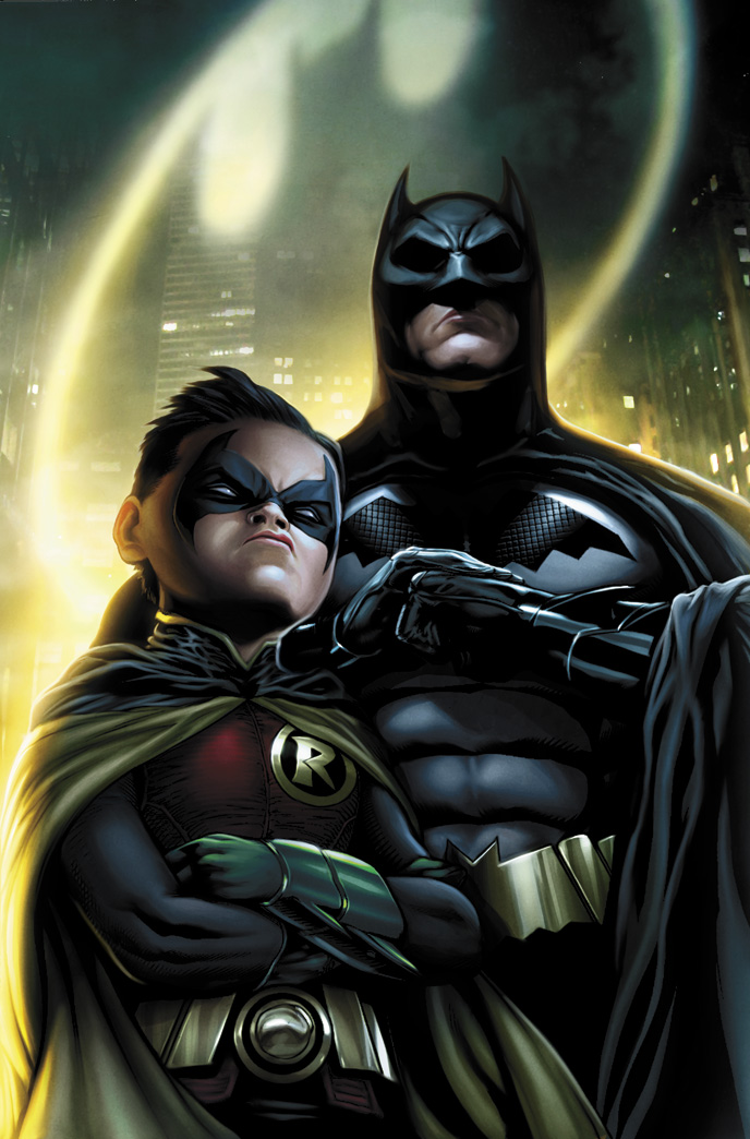 Batman and Robin by JPRart on DeviantArt