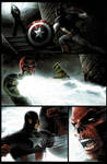 Captain America page 3