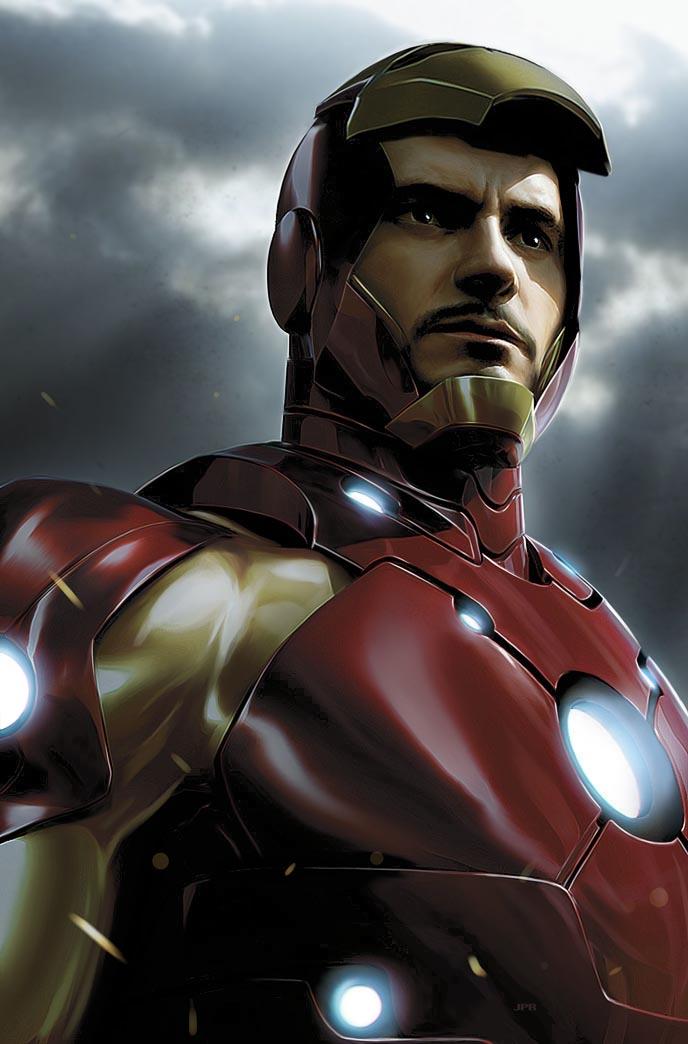 New Iron Man by JPRart