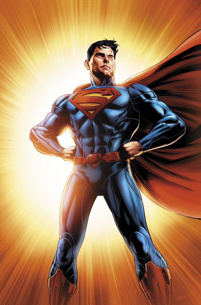 New52 Superman by JPRart
