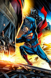 Action Comics by JPRart