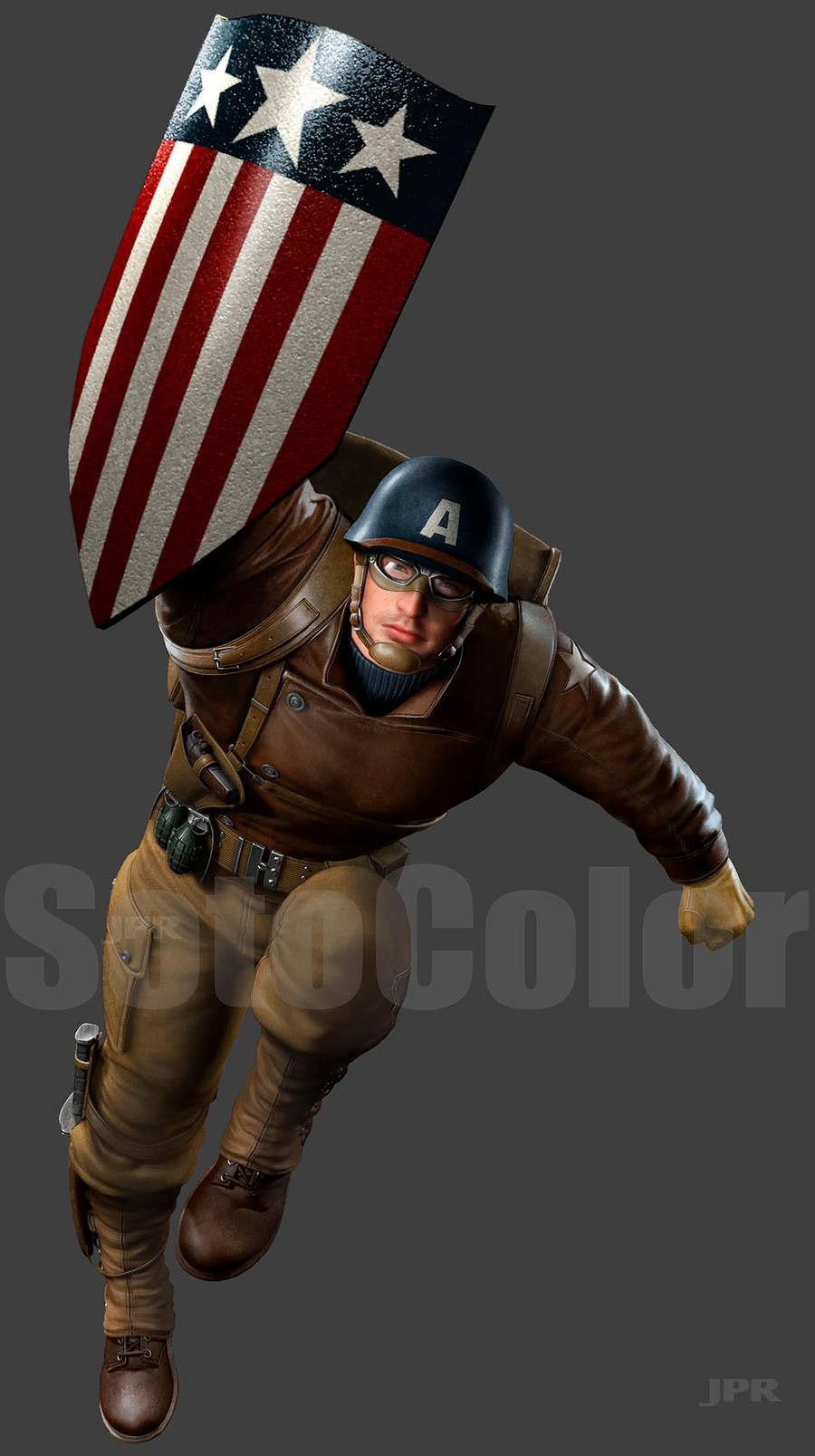 Combat Cap by JPRart