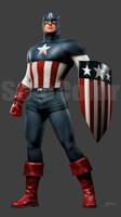 USO Captain America 1