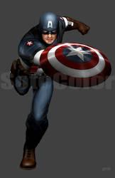 Captain America 1B