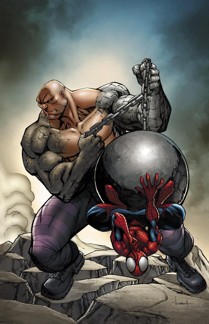 Spider-Man adv 24 by JPRart