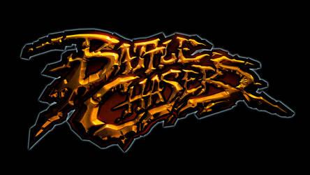 Battle Chasers logo by JPRart