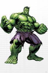 Avengers Hulk by JPRart