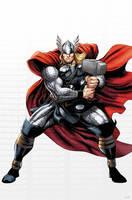 Avengers Thor by JPRart