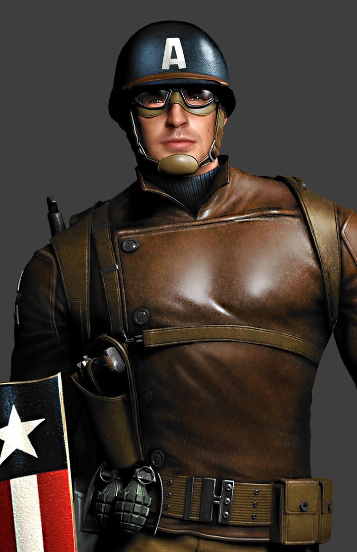 Combat Cap 2 by JPRart