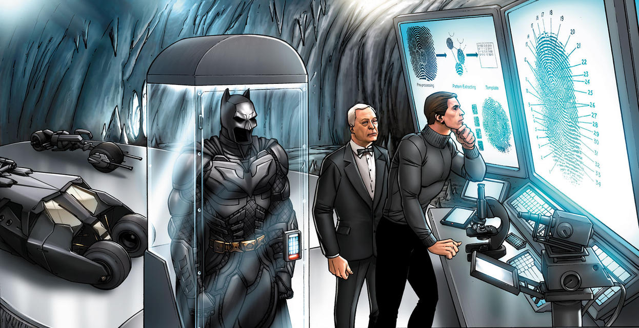 Dark Knight vs Catwoman 12-13 by JPRart