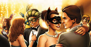 Dark Knight vs Catwoman 18-19