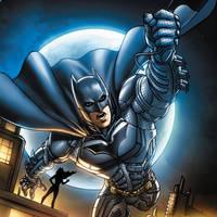 Dark Knight vs Catwoman 24 by JPRart