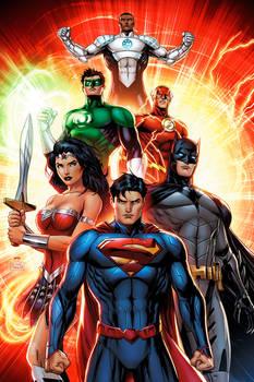 Justice League Commission