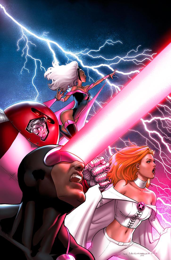 Uncanny X-Men cvr by JPRart