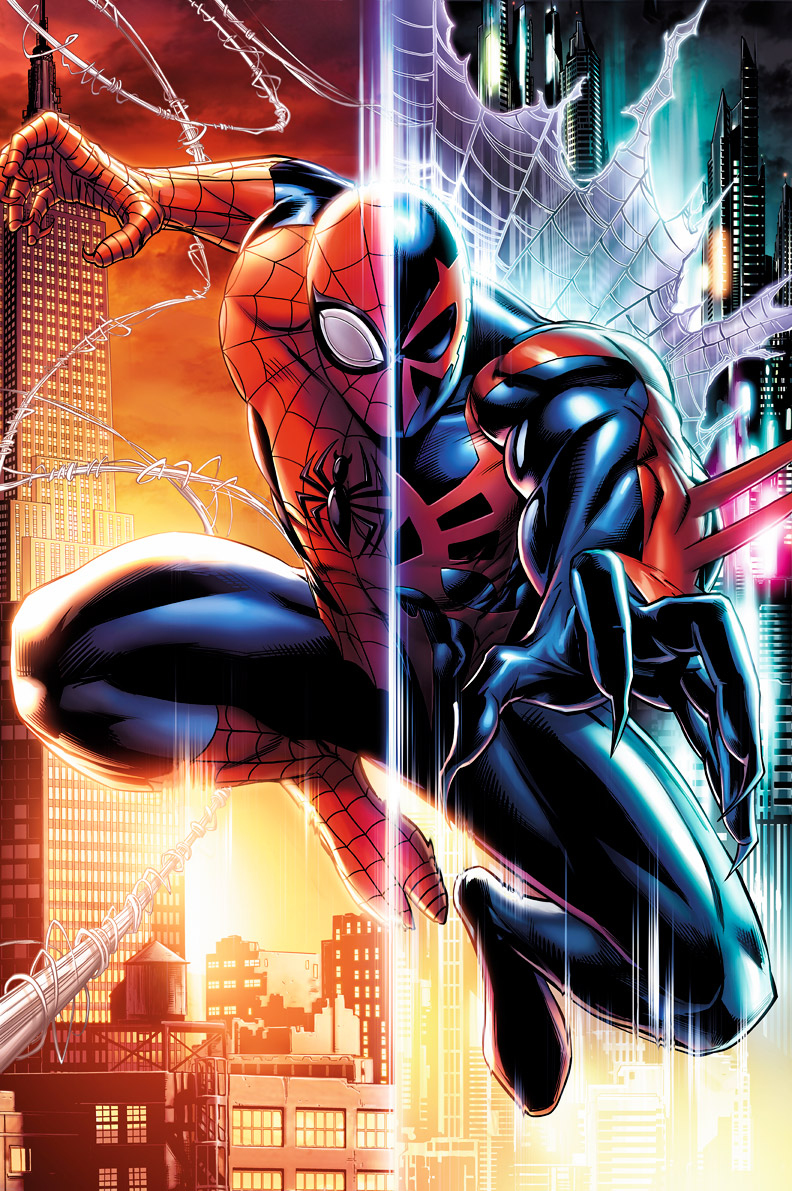 Superior Spider-Man by JPRart