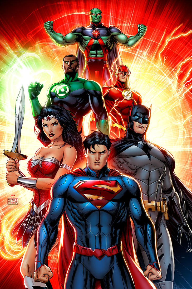 JLA Commission by JPRart