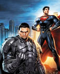 Man of Steel: Friends/Foes