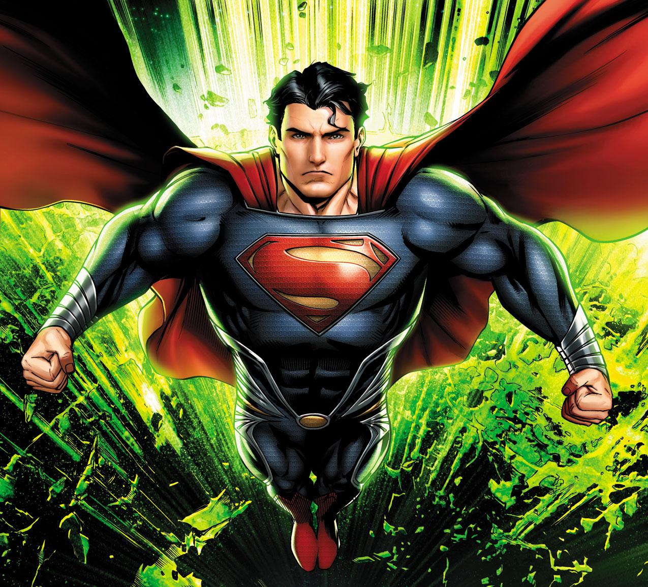 Man of Steel: The Fate of Krypton by JPRart