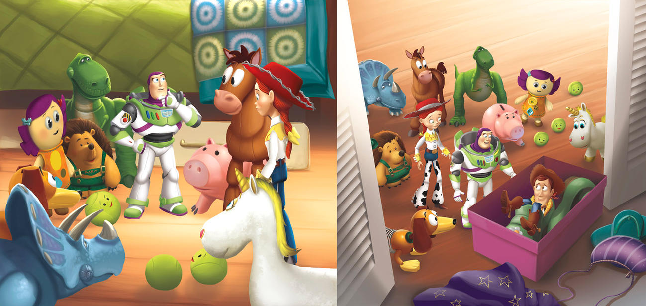 toy story pg14 by - photo #1