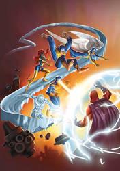 X-Men origins 23 by JPRart