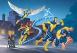 X-Men origins 20-21