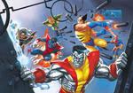 X-Men origins 38-39
