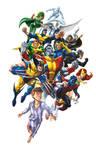 MARVEL Origins X-Men