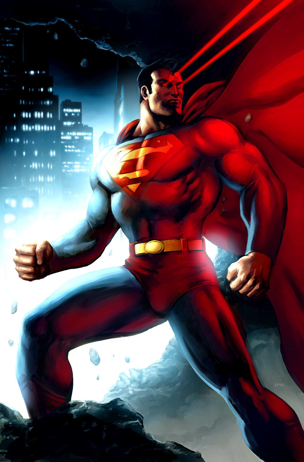 Superman by JPRart