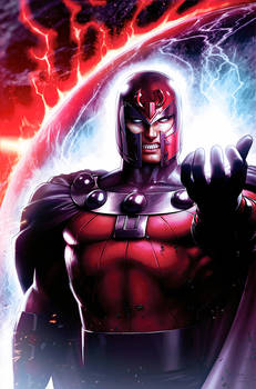 Magneto-revisited
